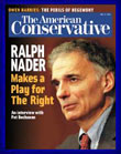 American Conservative Magazine, The Magazine Subscription