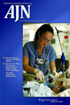 American Journal of Nursing Magazine