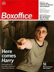 Boxoffice Magazine Subscription