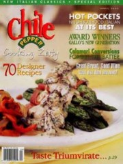 Chile Pepper Magazine Subscription