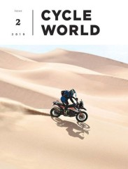 Cycle World Magazine Subscription