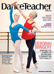 Dance Teacher Magazine Subscription