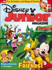 Disney Junior Magazine