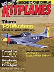 Kit Planes magazine subscription