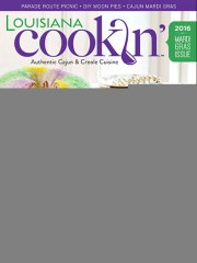 Louisiana Cookin' Magazine Subscription