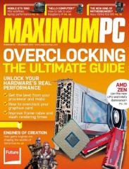 Maximum PC (No CD) Magazine Subscription