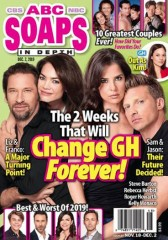 ABC Soaps In Depth Magazine (1/2 Year Subscription) Magazine Subscription