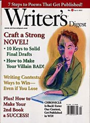 Writers Digest Magazine