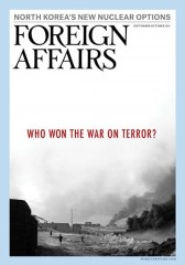 Foreign Affairs Magazine Subscription