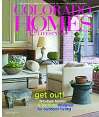 Colorado Homes & Lifestyles Magazine Subscription