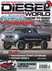 Diesel World Magazine Subscription